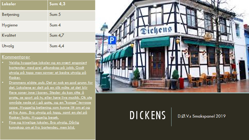 6 Dickens